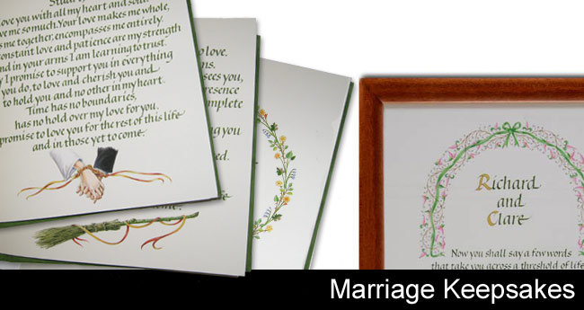 marriage keepsakes slide